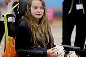 Disability tennis programme
