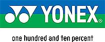 Partnered with Yonex