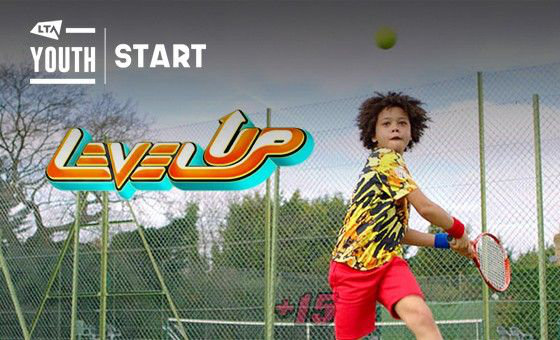 LTA Youth Start, great tennis courses for kids aged 5-8.