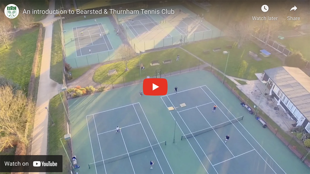 Intro video to Bearsted & Thurnham Tennis CLub