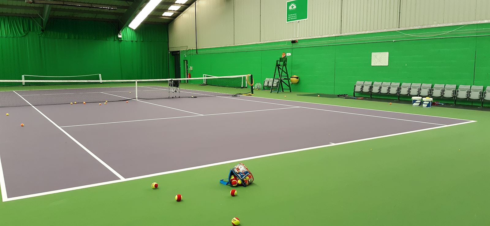 Batley Sport and Tennis Centre