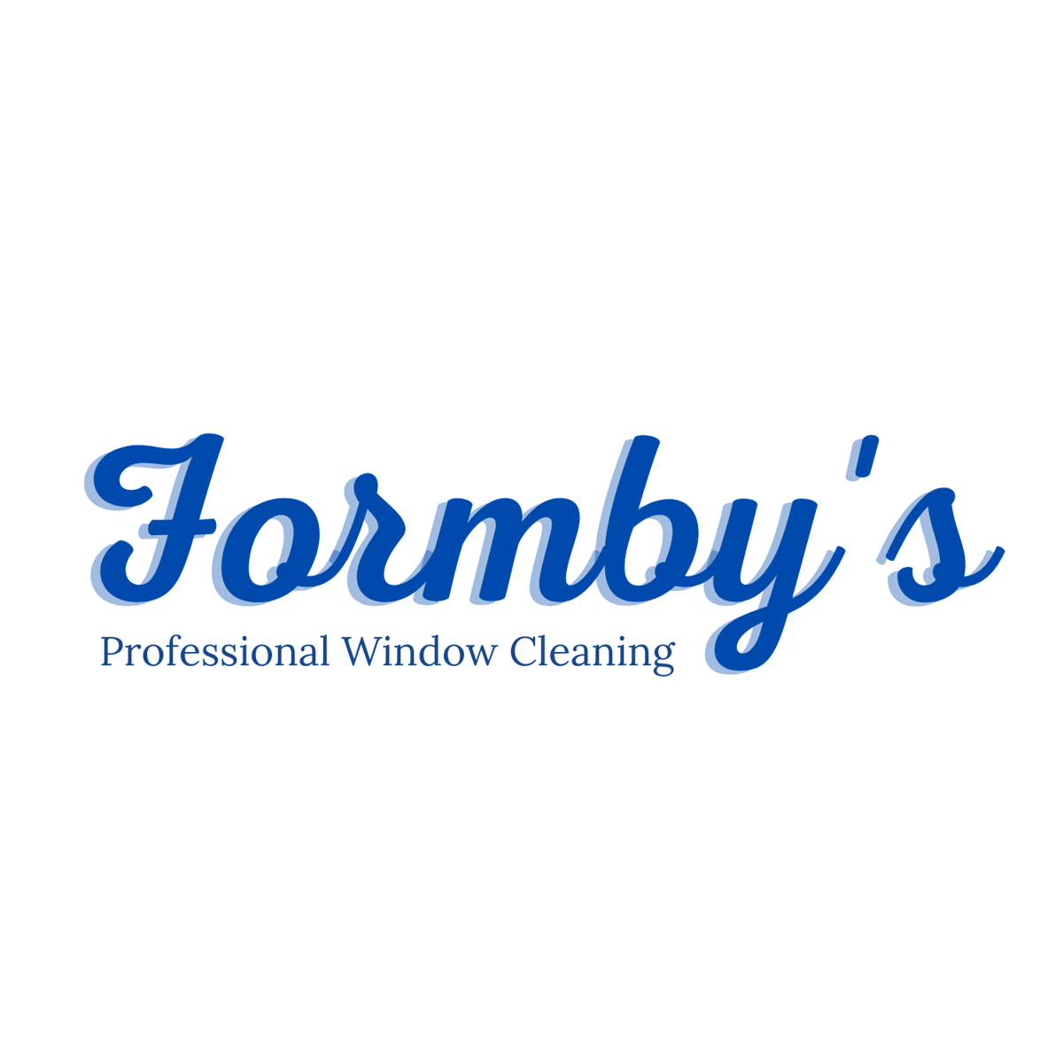 Formby's Window Cleaning