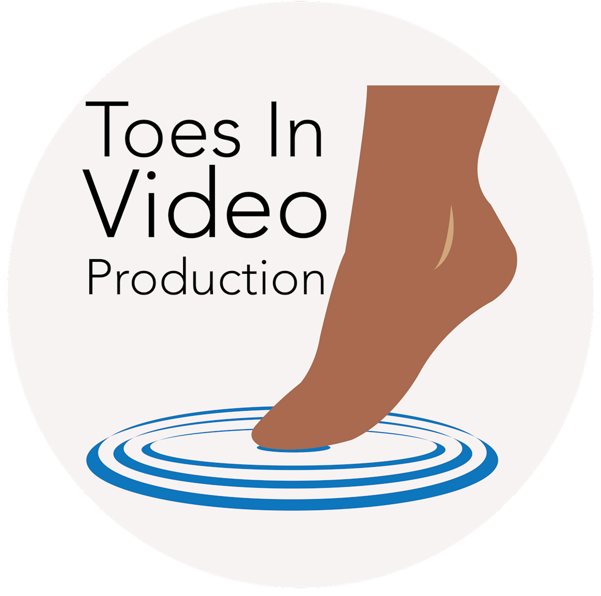 Toes In Video Production