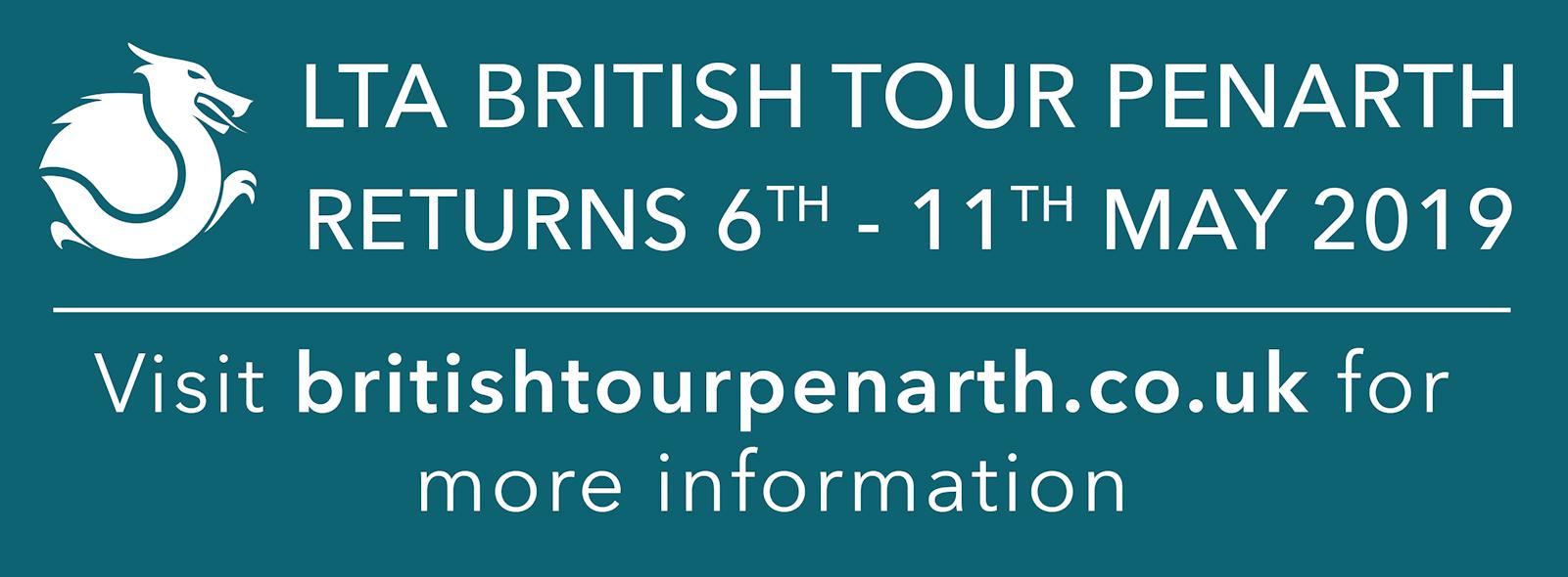 LTA British Tour Penarth