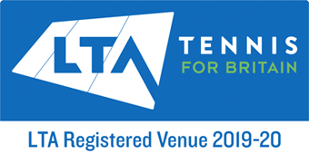 LTA Registered Venue 2019-20