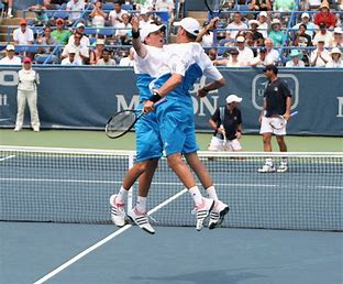 Here are the Bryan brothers