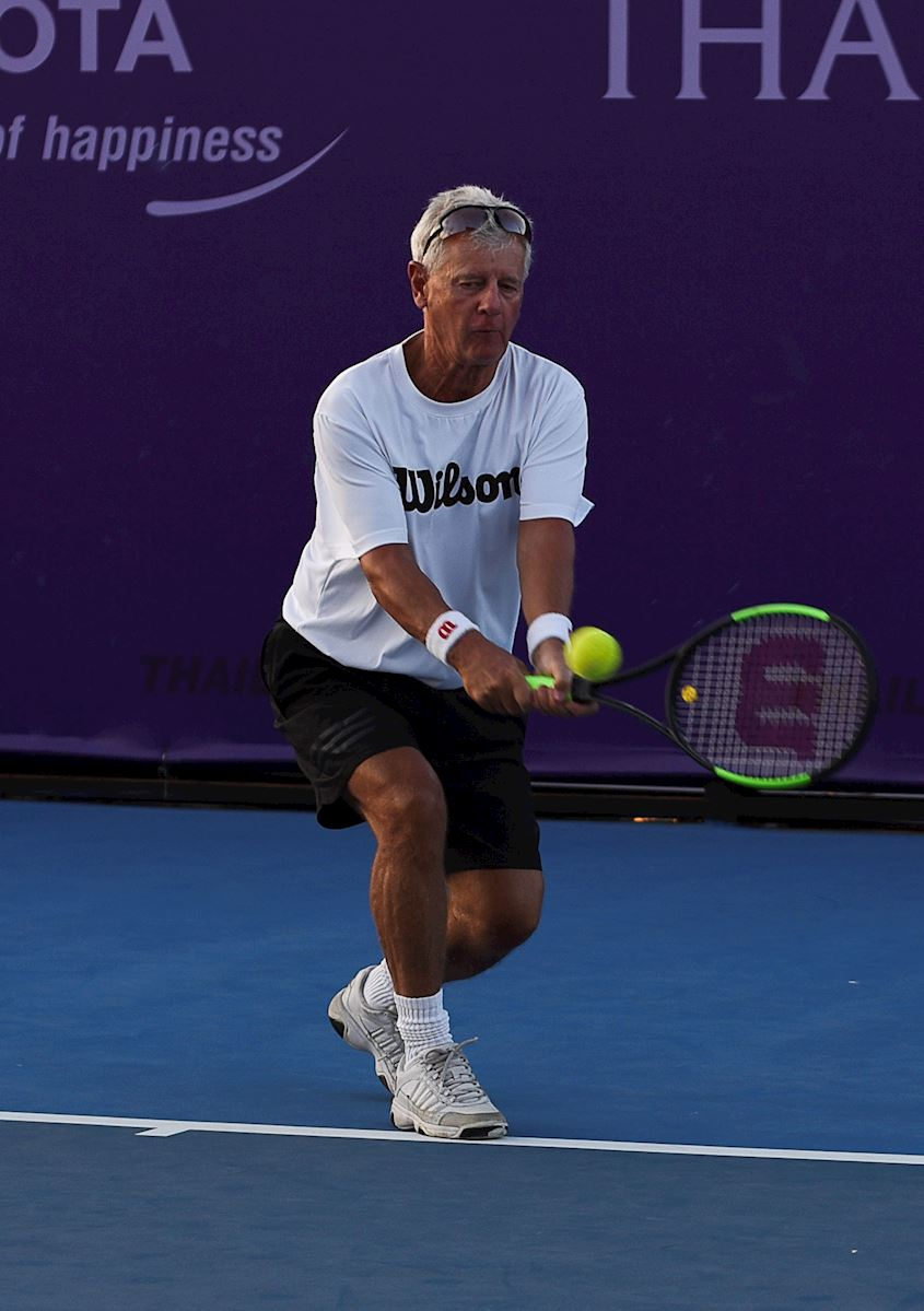 TONY -ITF TOURNAMENT THAILAND