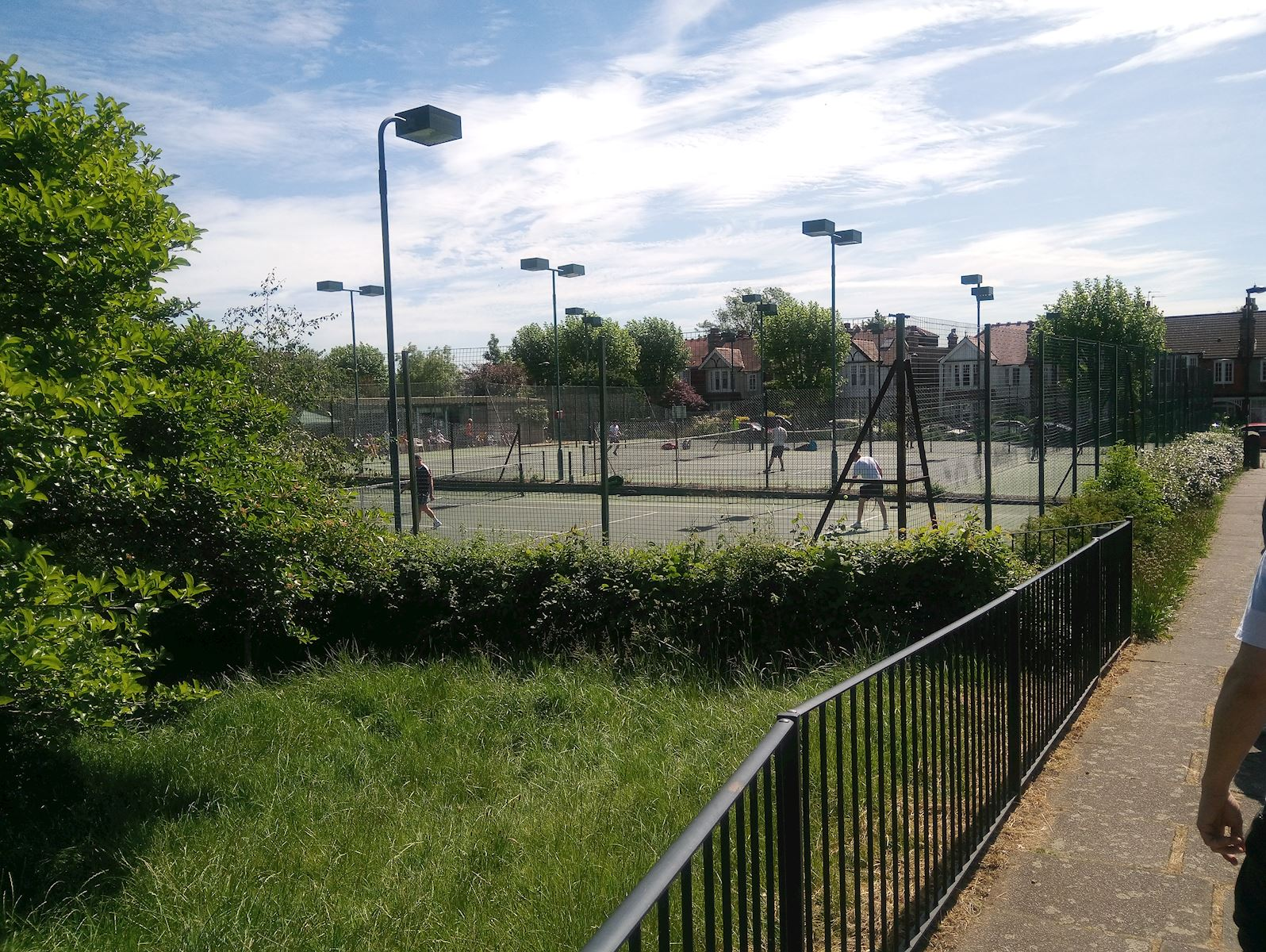 Conway Lawn Tennis Club