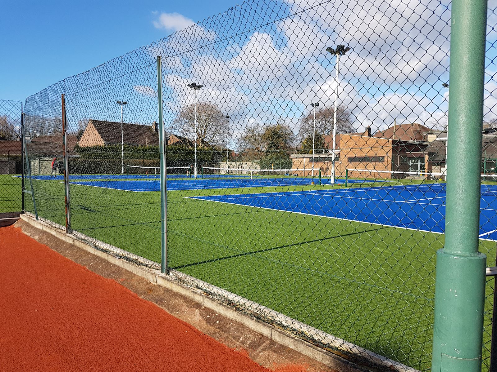 Outdoor all weather courts 3