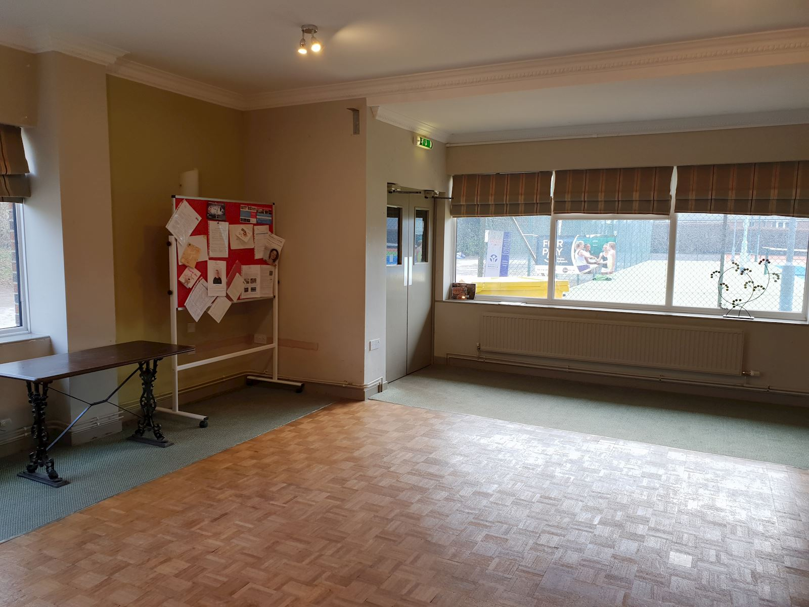 Downstairs function room 1