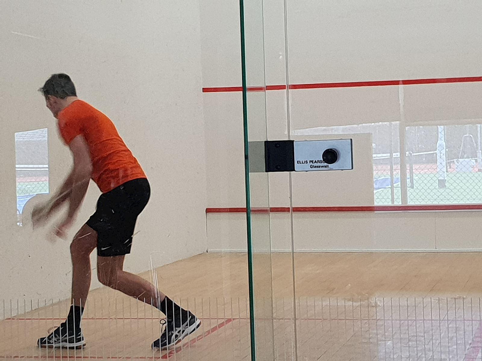 Squash courts 2
