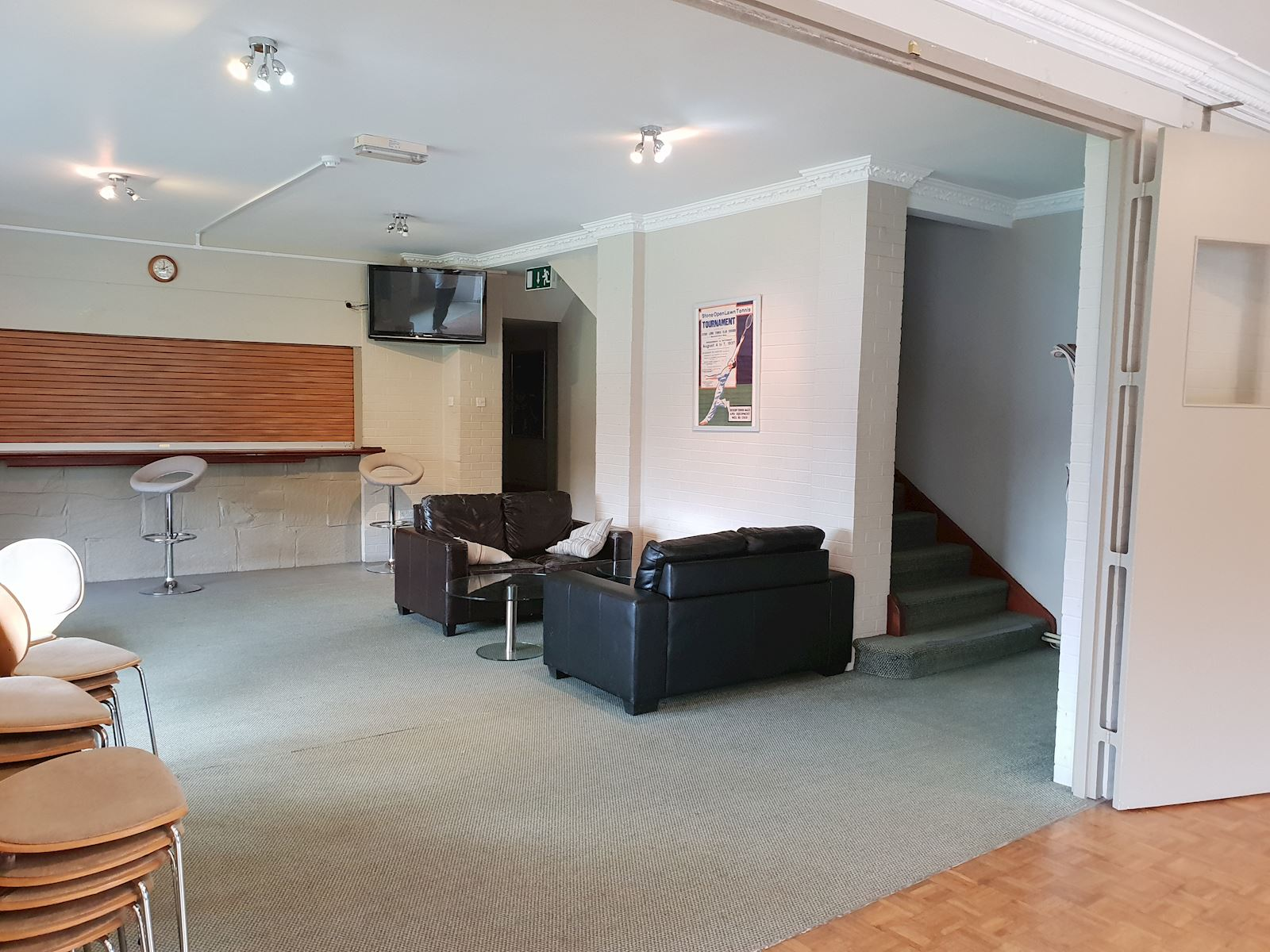 Downstairs function room 5