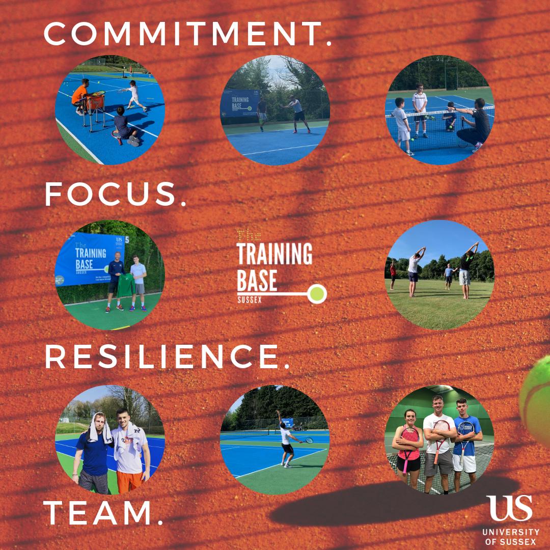 University of Sussex / The Training Base
