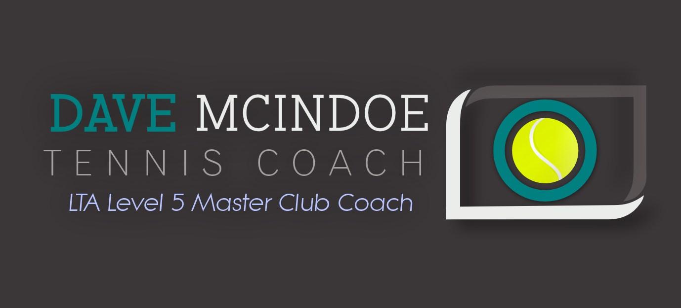 Dave Mcindoe Tennis Coaching