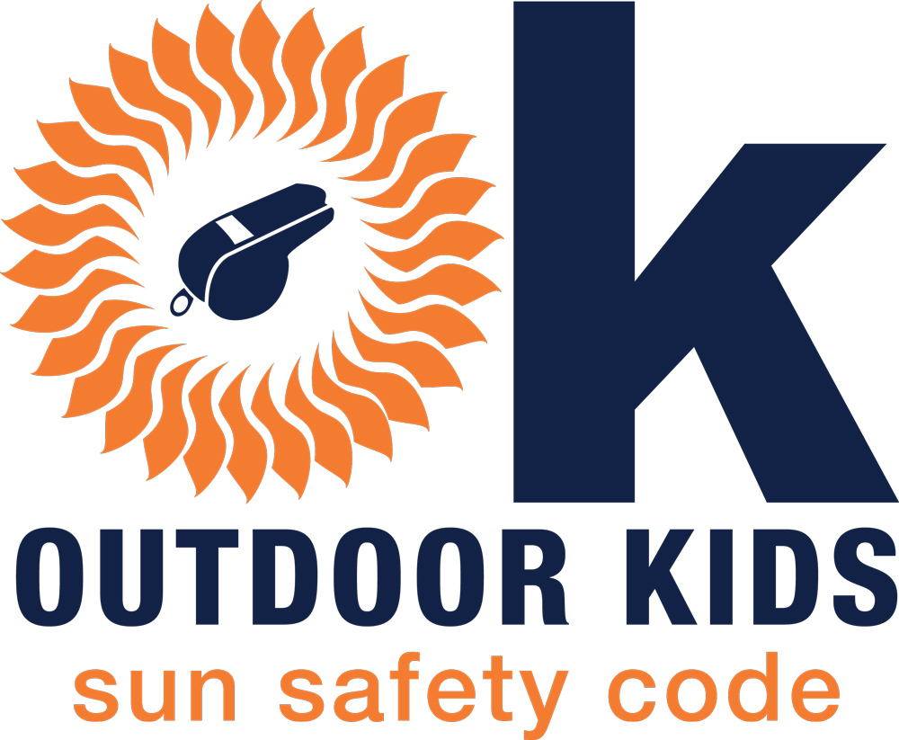 Outdoor Kids sun safety code