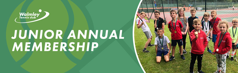 Junior Annual Membership