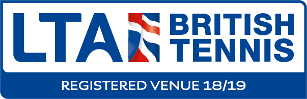 LTA Registered Venue 18/19