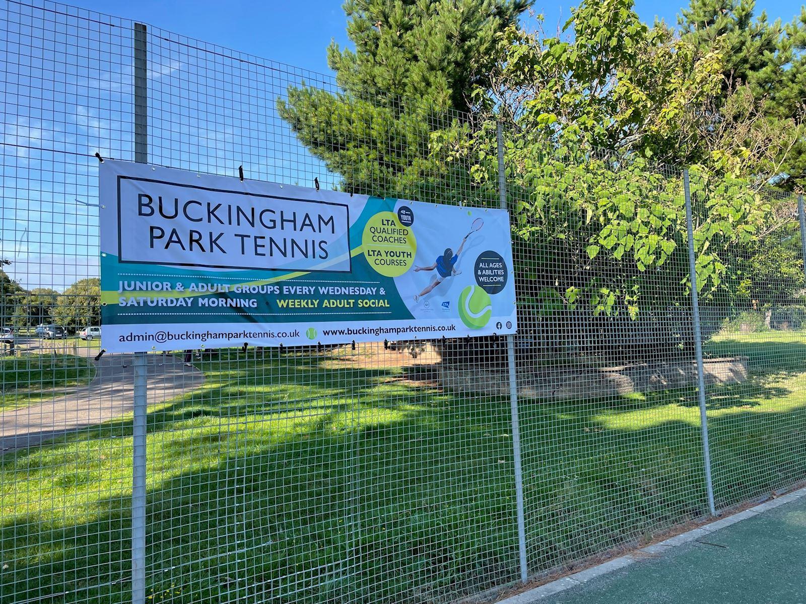 Buckingham Park Tennis