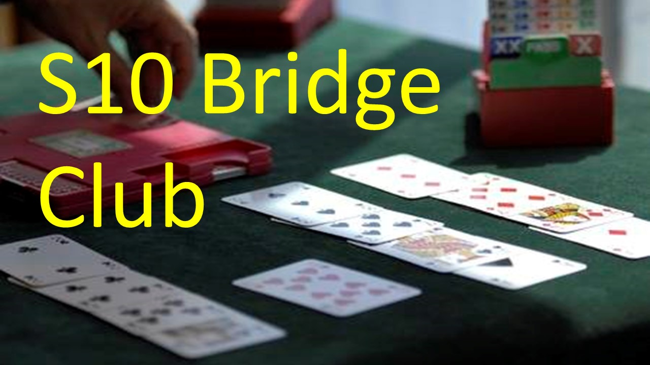 S10 Bridge Club
