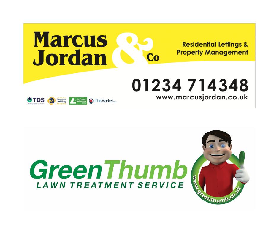 Marcus Jordan and Green Thumb Milton Keynes